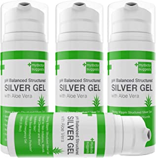 Best aloe vera and colloidal silver Reviews