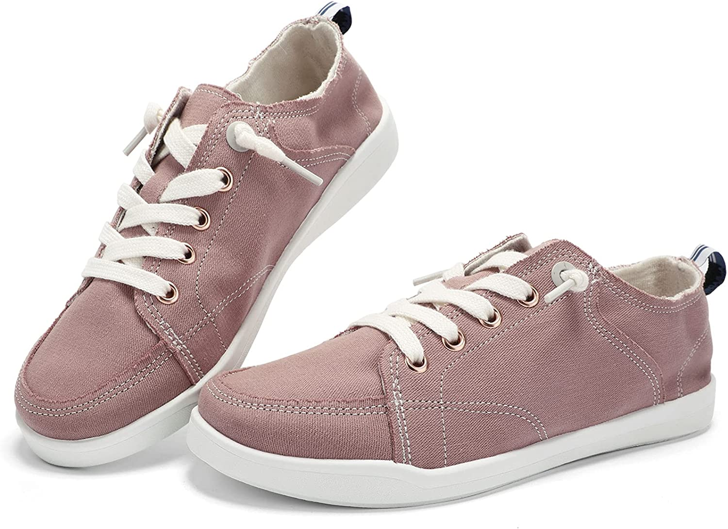 Ranking TOP11 ALEADER Womens Fashion Sneaker Slip On Shoes wit Canvas New products, world's highest quality popular! Walking
