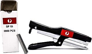 AUPOST Stapling Plier- Heavy Duty Metal Stapler Handheld with 5000 Staples