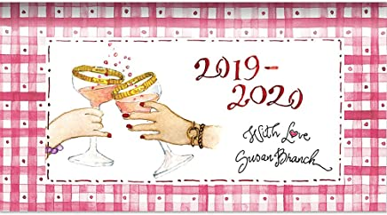 2019-2020 Susan Branch Heart of the Home 2-Year Pocket Planner,Susan Branch
