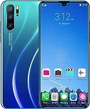 Studyset 6.3 inch P36 PRO Android Smartphone Dual SIM Face Fingerprint Recognition 6G+128G Mobile Phone Gradient Blue U.S. regulations