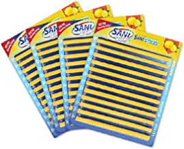 SANI 360° Sani Sticks Drain Cleaner and Deodorizer | Non-Toxic, Enzyme Formula to Eliminate Odors and Helps Prevent Clogge...