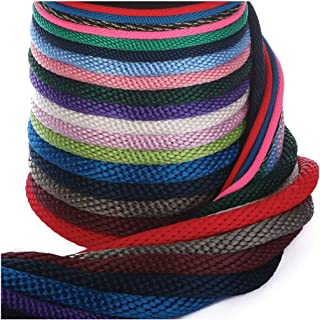 Ravenox Solid Braid Utility Rope   Made in the USA   All Purpose Solid Braid MFP Derby Cord for Crafts, Sports, Landscapin...