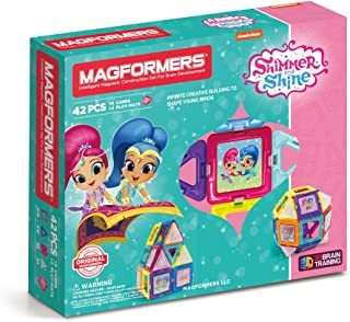MAGFORMERS Shimmer and Shine Set (42 Piece)