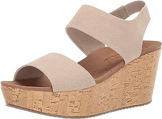 Women's Brit-Tall Tale-High Wedge Quarter Strap Sandal