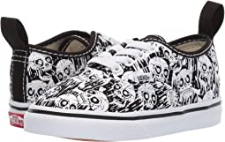 a365dc12aaa8d Vans kids authentic glitter infant toddler + FREE SHIPPING | Zappos.com