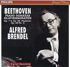 Beethoven: Piano Sonatas Opp.7 & 28