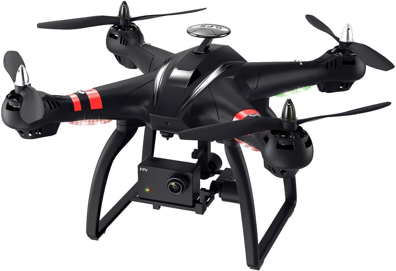 FL Bygo Luft-Drohne vierachsige Flugzeuge Fernsteuerungsflugzeuge steuerbare elektrische Steuerkopf 1080p hochauflsende Kamera intelligente Rückkehr