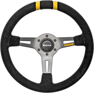 MOMO R1907_33S Mod Drift 330 mm Suede Steering Wheel