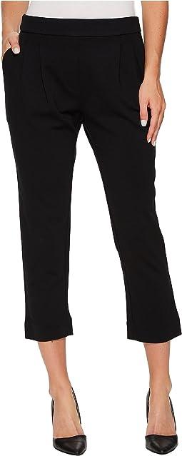 CATHERINE Catherine Malandrino - Cropped Pleated Pants