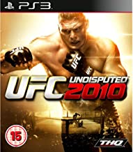 UFC Undisputed 2010 (R-2) by THQ (2010) - PlayStation 3