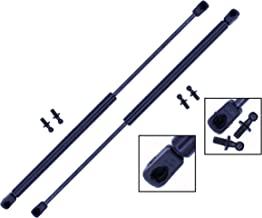 2 Pieces (SET) Tuff Support Hatch Lift Supports 1991 To 1993 Nissan 240sx without Spoiler