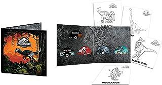 Jurassic Park - 5 Movie Vinyl Collection (5 Dvd+4 Art Cards) [Italia]