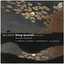 bartok string quartet no 6