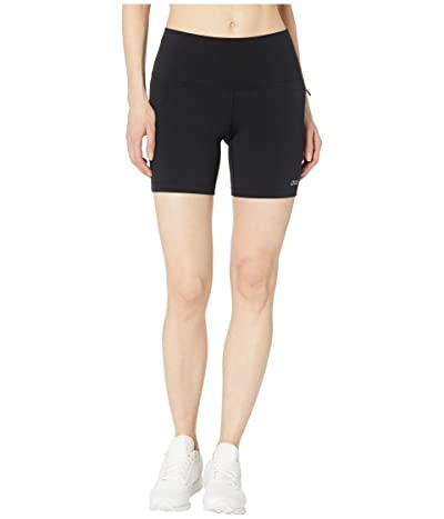 Lorna Jane Everyday Shorts Tights (Black) Women
