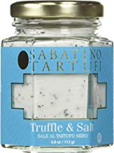 Sabatino Tartufi, Truffle & Salt, 4 Ounce (Pack of 1)