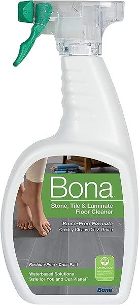 Bona Stone Tile Laminate Floor Cleaner Spray 32 Oz 32 Fl Oz