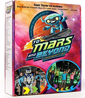 Vacation Bible School (VBS) To Mars and Beyond Super Starter Kit: Explore Where God's Power Can Take You!