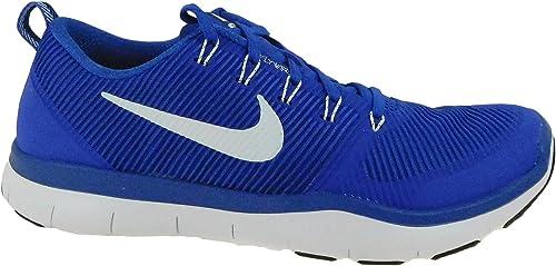 Nike Mens Free Train Versatility Running baskets (11 D(M) US, Game Royal blanc noir)