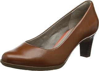 [ロックポート] レディース Melora プレーンレザー パンプス 婦人靴 通勤 ヒール 女性用