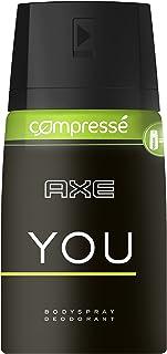 """Axe Deodorant""""You"""", deodorant voor heren, 100 ml, 3 stuks"""