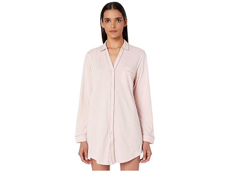 Skin Pia Sleep Shirt (Rose) Women