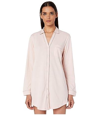 Skin Pia Organic Cotton Sleep Shirt (Rose) Women