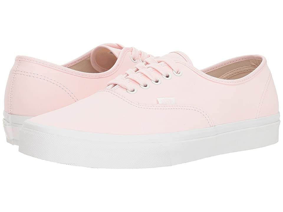 Vans Authentictm ((Vansbuck) Heavenly Pink/Blanc de Blanc) Skate Shoes