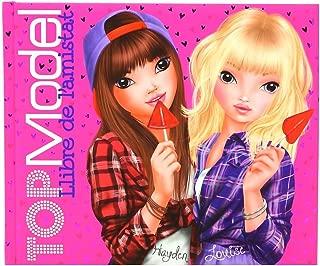 Top Model 148094 Rosa Libros de amigos