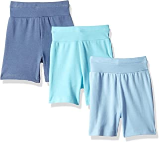 Hanes Ultimate Baby Flexy 3 Pack Adjustable Fit Knit Shorts