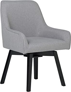 Studio Designs 70147 Spire Swivel Task Chair, Heather Gray
