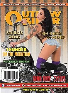 Outlaw Biker Magazine Issue 212