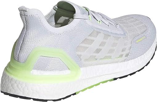 Dash Grey/Footwear White/Signal Green