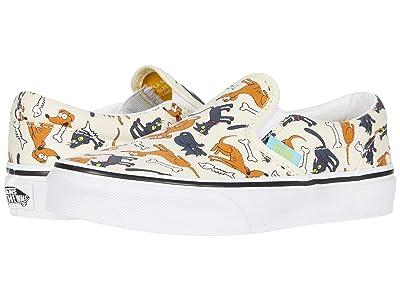 Vans Kids Vans X The Simpsons Sneaker Collection (Little Kid) ((The Simpsons) Family Pets (Classic Slip)) Kids Shoes