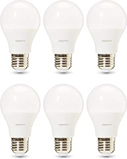 comprar comparacion AmazonBasics Professional - Bombilla de tipo Edison LED, casquillo E27, equivalente a 60W, blanco frío - juego de 6