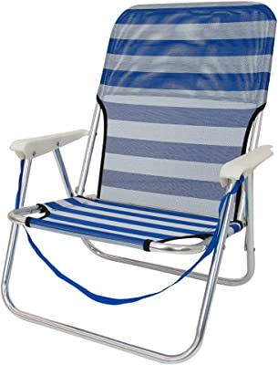 CREVICOSTA QUALITY MARK MARCAS DE CALIDAD Silla 1001 Azul Pl/ástico Reciclado Desmontable 80cm.