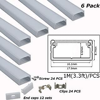 """3//4/"""" x 1/"""" Aluminum Flat Bar 0.75/"""" 12/"""" Length 6061 Plate T6511 Mill Stock"""