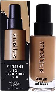 Studio Skin Hydrating Foundation, 1 oz 2.22 (Light-Medium With Neutral Olive Undertone)