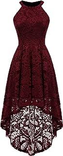 comprar comparacion Dressystar Rockabilly Vestido de cóctel para Mujer, asimétrico de Encaje