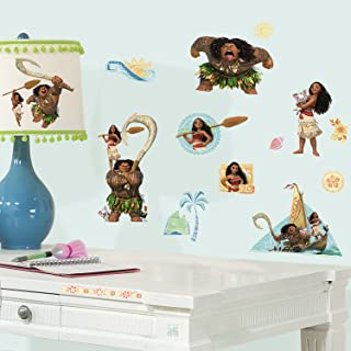 RoomMates Moana Peel And Stick Wall Decals - RMK3382SCS