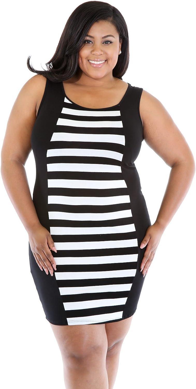 GITI ONLINE Striped Dream Dress