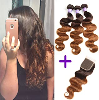 Best ombre on brazilian hair Reviews