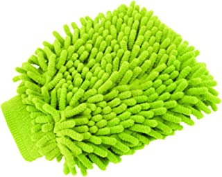 Premium Car Wash Glove Microfibre | Scratch-Free Car Wash Mitt | Double sided Glove for Car Cleaning | Auto Detailing,Wash...