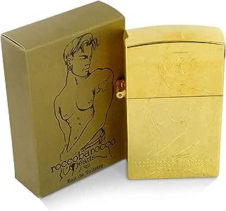 Rocco Barocco Gold Jeans By Roccobarocco Mens Eau De Toilette (EDT) Spray 2.5 Oz