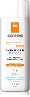 La Roche-Posay Anthelios Ultra-Light Mineral Sunscreen SPF 50