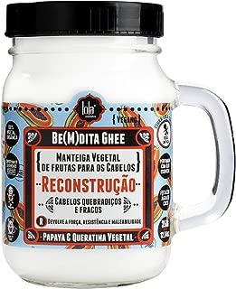 Be(M) Dita Ghee Reconstrução Papaia, Lola Cosmetics, 350g