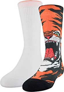 Under Armour Novelty Crew Socks, 2-Pair
