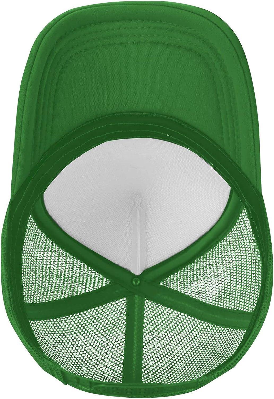 MWHprint Adult's Trucker Hats for Boys & Girls Cool Adjustable Mesh Baseball Cap, bidoof