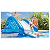 Amazon.com: Intex Kool Splash Play Center Water Slide ...