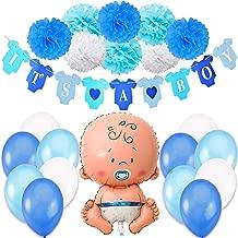 Adornos Para Baby Shower De Varon.Amazon Es Baby Shower Nino